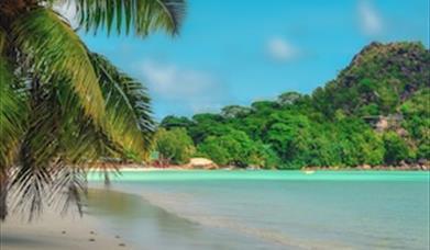 Seychelles Praslin Beach