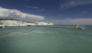 The White Cliffs of Dover is part of an iconic landscape and maritime lifestyle that is a central element of the Vision for Kent's Coast.