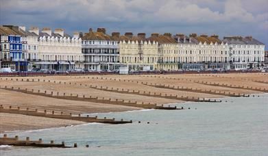 Eastbourne's Seafront is central to tourism accommodation planning across the town