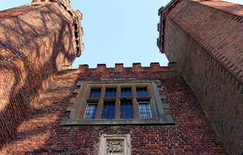Lullingstone Castle in Kent and the adjacent Lullingstone Villa were one of the sustainable tourism heritage trails Acorn Tourism developed for the Na