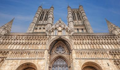 Lincoln Cathedral was the focus for Acorn's Uphill Lincoln Investment Strategy