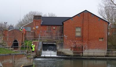 Fobney Turbine House near Reading needed a Master Plan to secure its future use.
