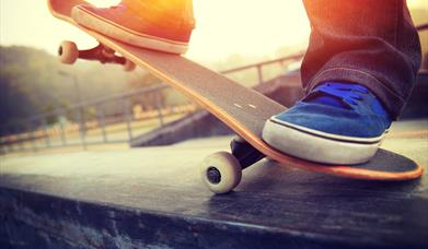 Skateboarding was one of the primary recreational markets identified for a multi-sport activity centre at Pebsham Countryside Park close to Bexhill an