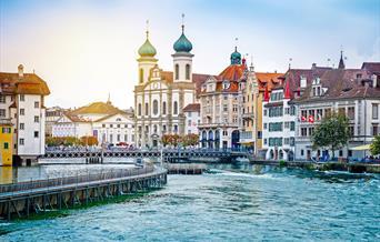 Tourism Marketing Strategy for Switzerland
