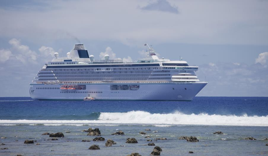 Cruise Tourism Strategy for the Falkland Islands