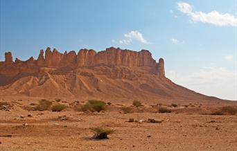Feasibility Study of a Desert Resort in Saudi Arabia