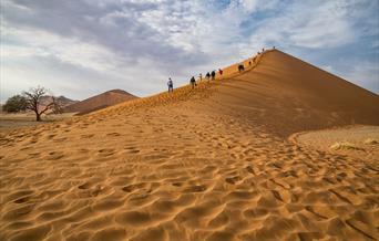 Development of Tourism Statistics in Namibia