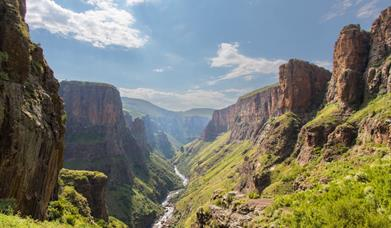 Review of the System of Tourism Statistics and Development of a First TSA for Lesotho