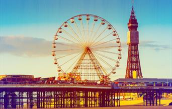 Regeneration by Light in Blackpool
