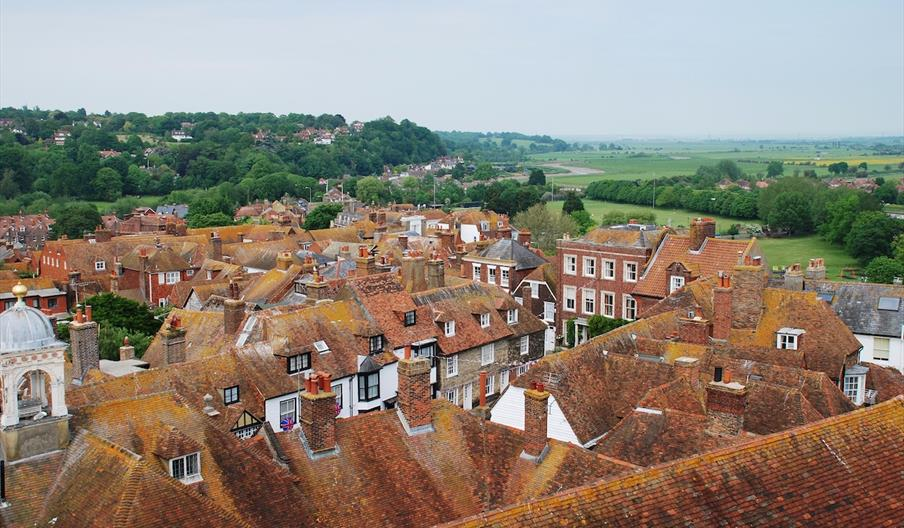 Winchelsea in East Sussex where the National Trust had a portfolio of nine properties that needed a feasibility study to identify the options for thei