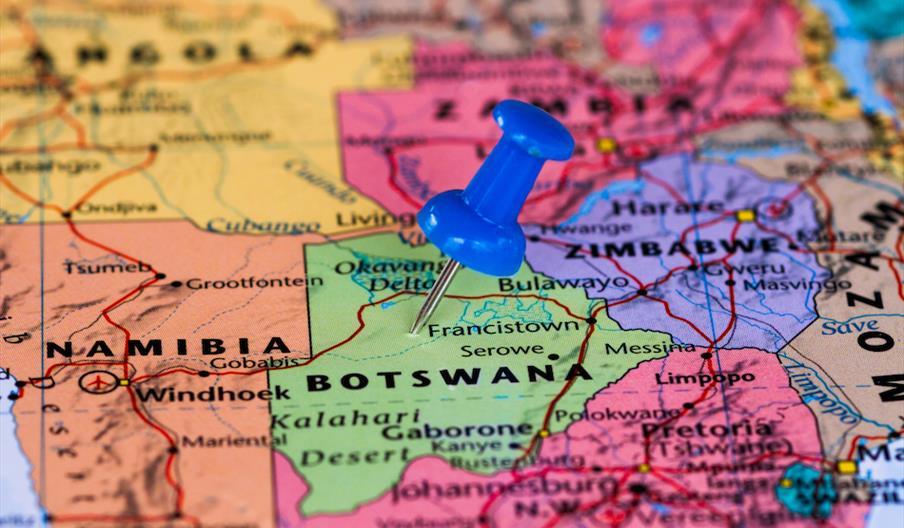 Statistics Improvement and Tourism Satellite Account for Botswana