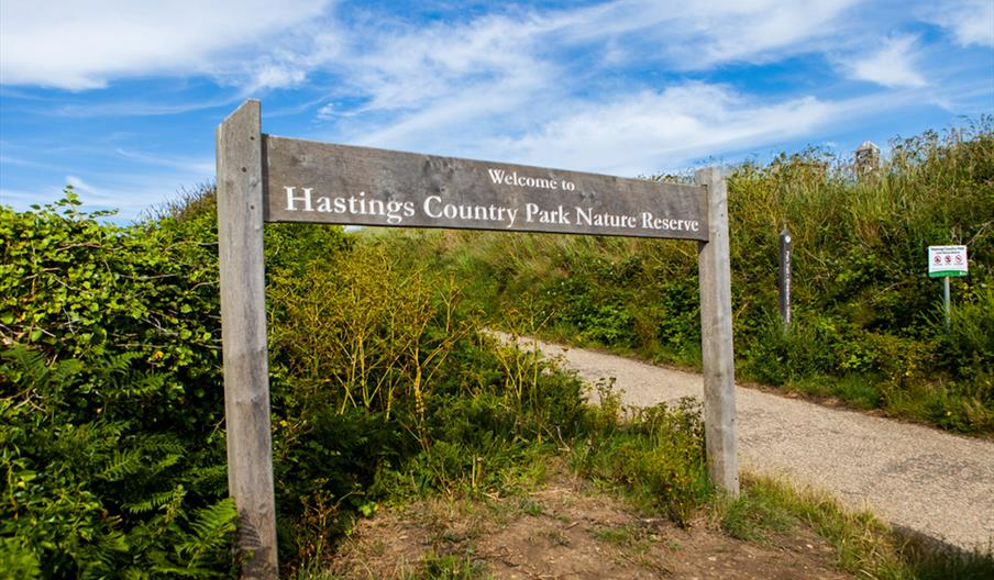 Hastings Country Park in East Sussex, needed a feasibility study for a new visitor and education centre