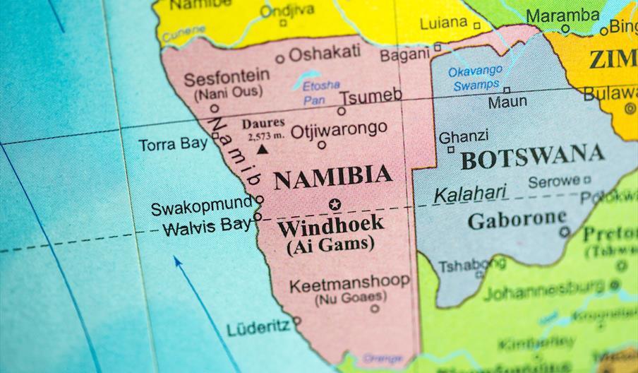 Namibia Tourist Exit Survey 2011-2012