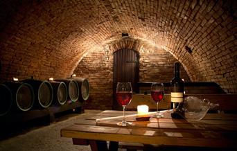 Wine tasting in Wine Cellars
