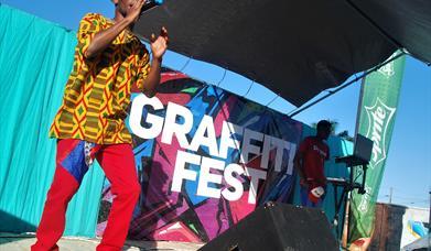 Graffiti Festival Corozal Belize