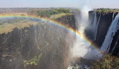 The Victoria Falls is the honeypot site for Livingstone in Zambia which needed a Destination Management Plan help it become a competition destination