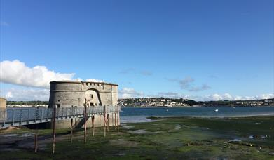 The Martello Tower Pembroke Dock is an iconic reminder of the town's maritime heritage and a key stop-off for proposed town tours