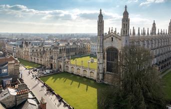 Visit Cambridge T-Stats