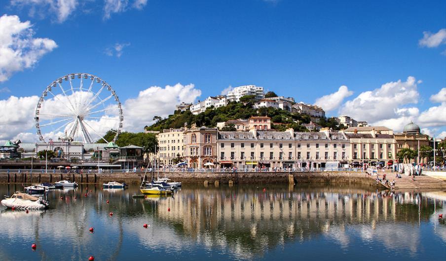 English Riviera BID T-Stats
