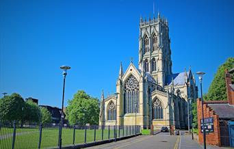 Visit Doncaster T-Stats