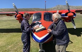 Falkland Islands T-Stats
