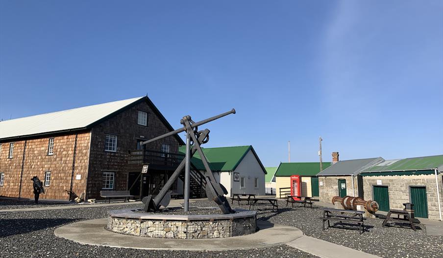 Falkland Islands Historic Dockyard Museum