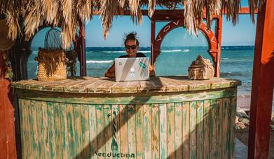 Digital Nomad - working while travelling