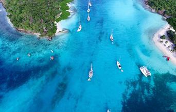 Eastern Caribbean Blue Tourism