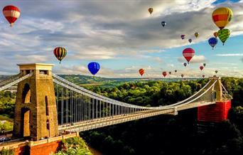 Bristol Market Research Clifton Suspension Bridge