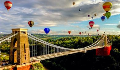 Bristol Market Research Clifton Suspension Bridge