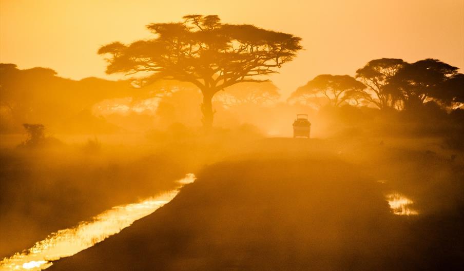 Safari in Rural Africa