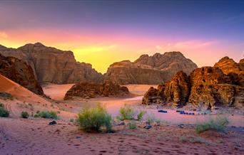 Wadi Rum, Inbound Tour Operators, Jordan