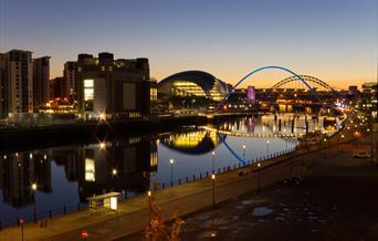 Newcastle Gateshead