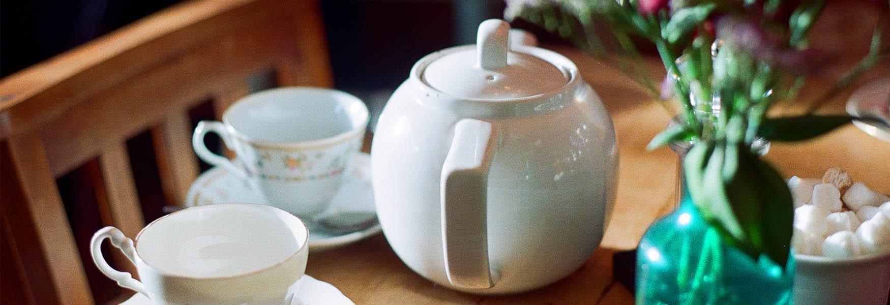 tea room bedfordshire