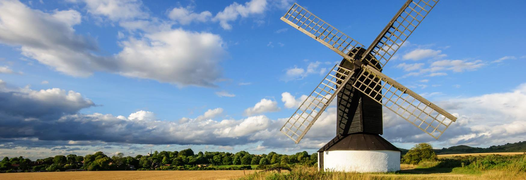 windmill at Pitstone, Bedfordshire