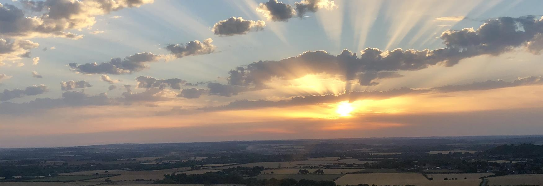 Dunstable Downs by Alexis Horam