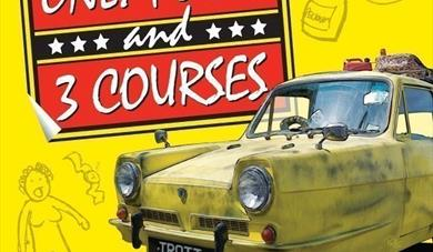 Only Fools and 3 Courses -Sun Hotel Hitchin