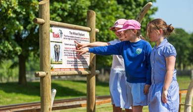 Woburn Safari Park Educational Visits