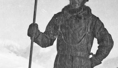 Bagshawe's Antarctic Adventure