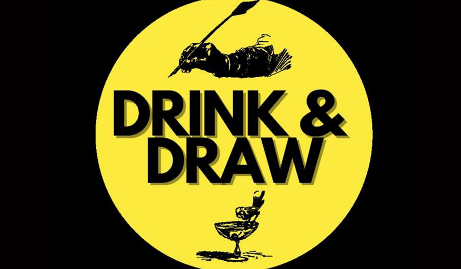 Drink and Draw (January)