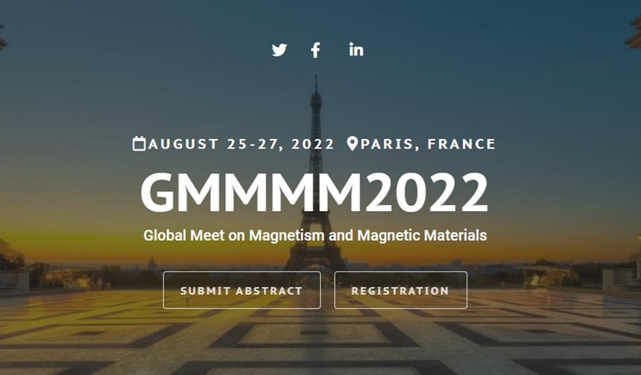 Global Meet on Magnetism and Magnetic Materials
