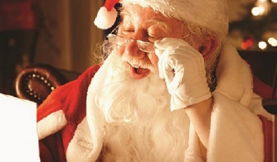 Father Christmas at Wardown