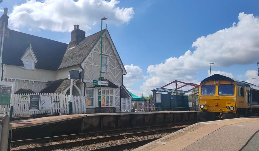 Ridgmont Station Heritage Centre