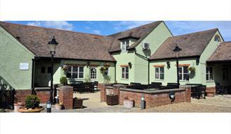 greenman pub exterior