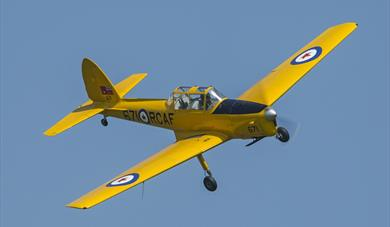 A Scurry of Chipmunks Evening Drive-In Air Show – Saturday 19th June 2021