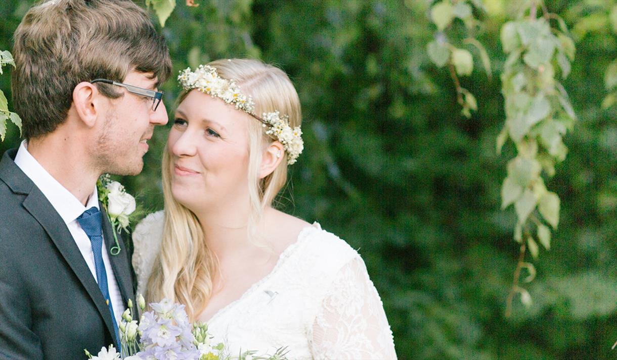 Weddings at Forest of Marston Vale, Bedfordshire. Weddings in Bedfordshire