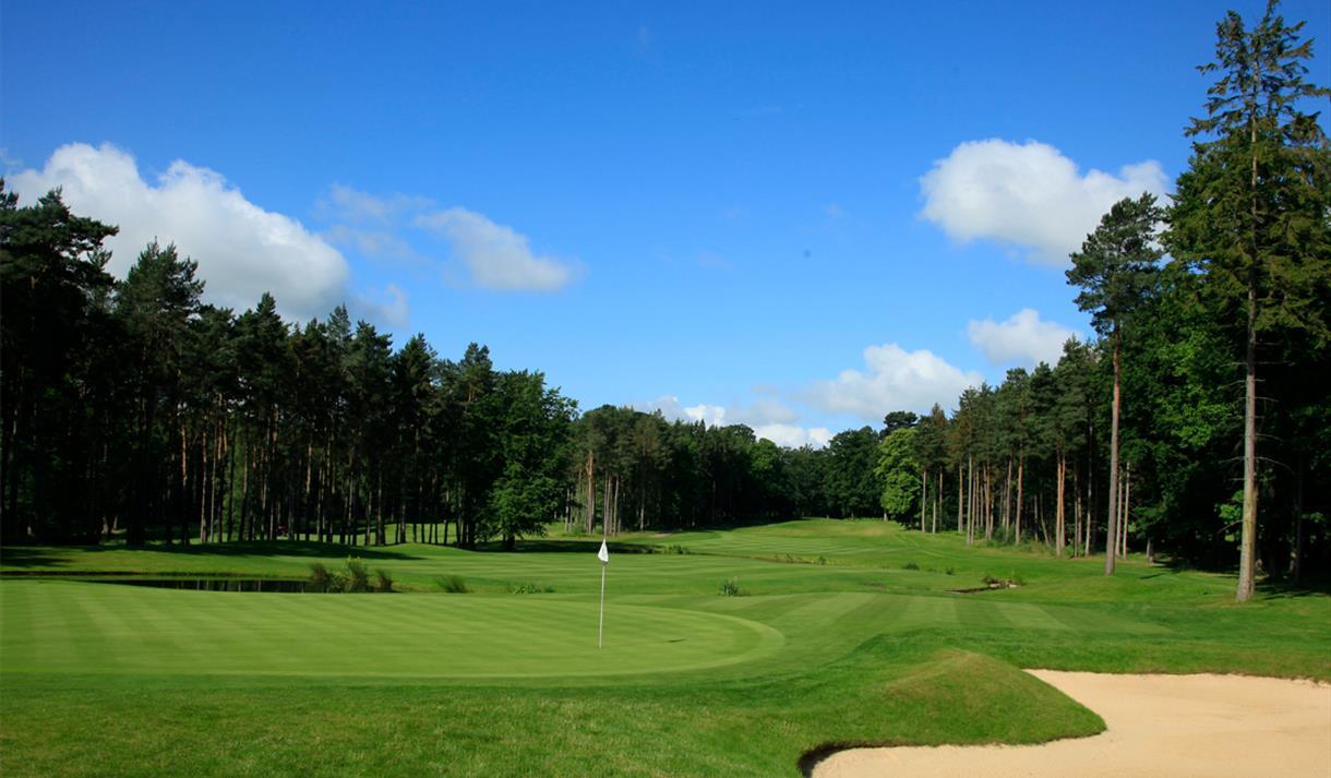 Woburn Golf Club
