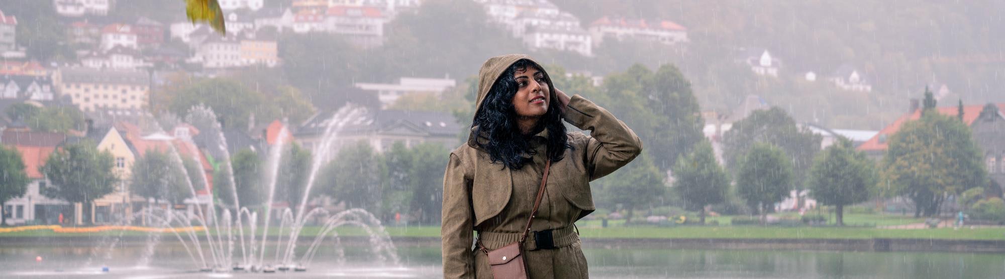Things to do in Bergen when it is raining