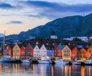 Thumbnail for Weekend Trip From Edinburgh to Bergen