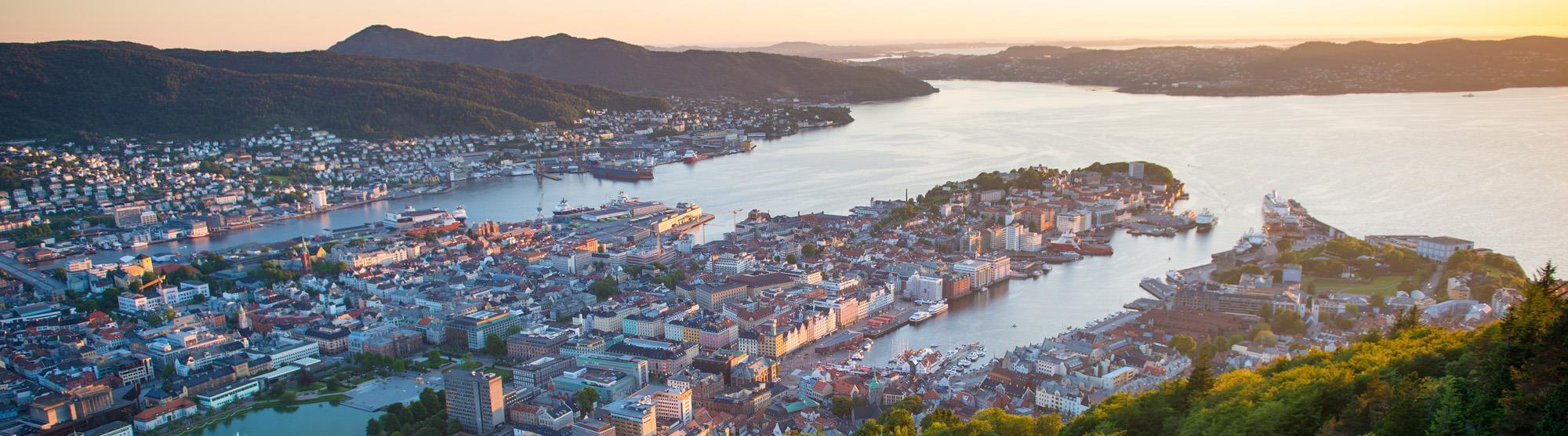 Unterkunft in Bergen